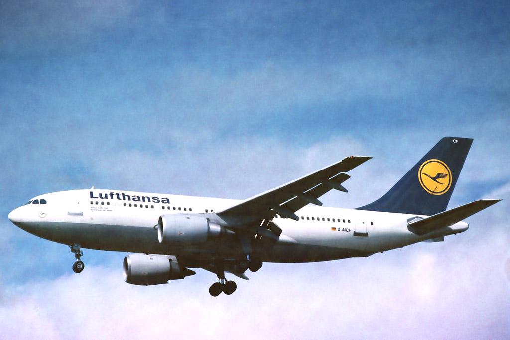 Авиакомпания Lufthansa Люфтганза