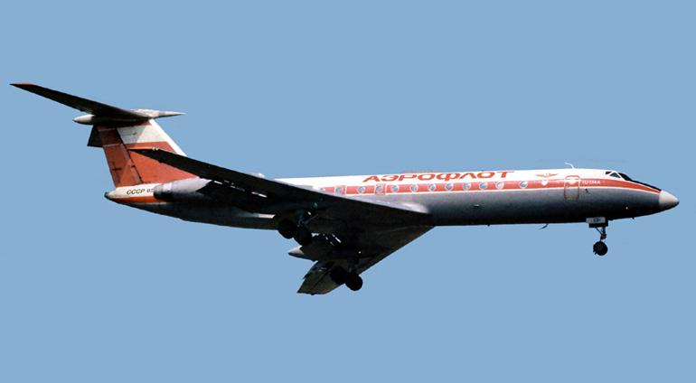 Фотографии пассажирских самолетов